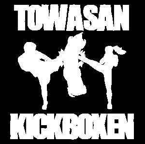 custom logoTowasan |ich.liebe.kickboxen